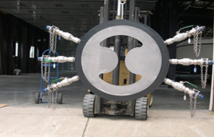 Wafer Type Static Mixer Jls Germany